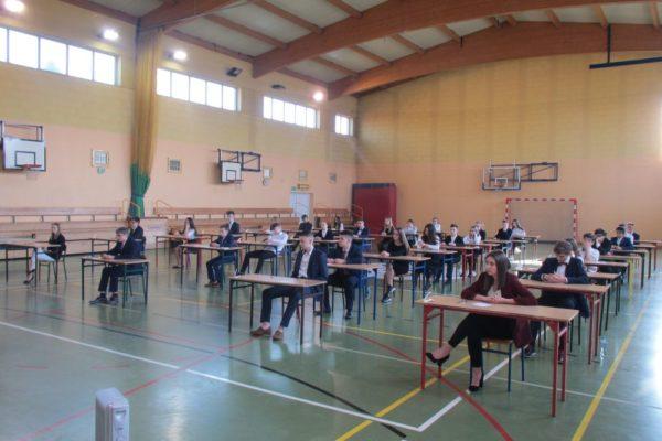 Egzaminy ósmoklasisty rozpoczęte