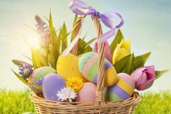 Radosnych, spokojnych, rodzinnych Świąt Wielkanocnych